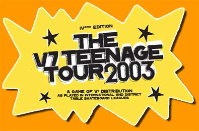 teenage tour 2003